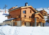 French ski chalets, properties in St Francois Longchamp, Valmorel, Le Grand Domain