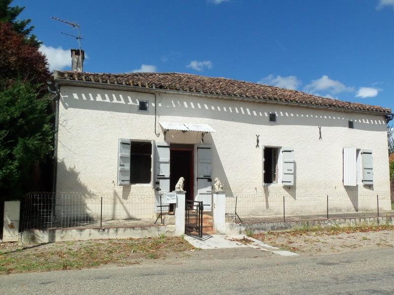 Maison vendre en midi pyrenees gers miradoux charmante for Acheter maison gers