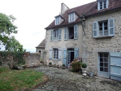 French property, houses and homes for sale in CHENERAILLES Creuse Limousin