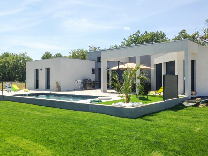 Maison vendre en languedoc roussillon gard st genies for Maison moderne gard