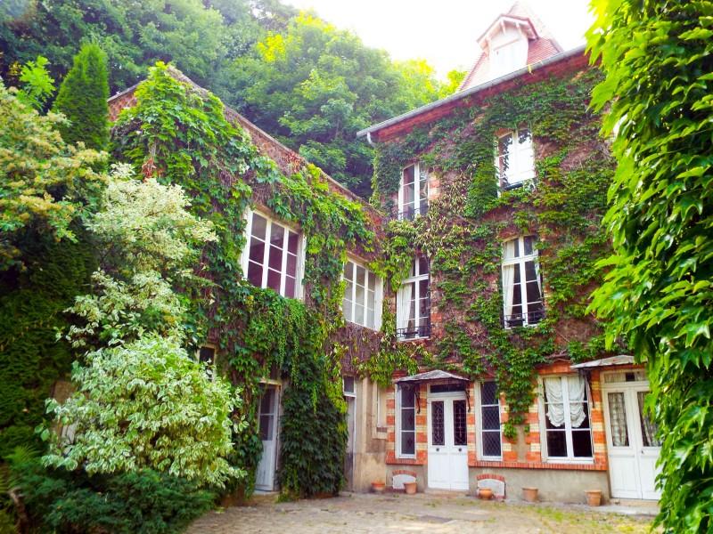 Maison vendre en ile de france val d oise l isle adam superbe maison bour - Grange a vendre val d oise ...