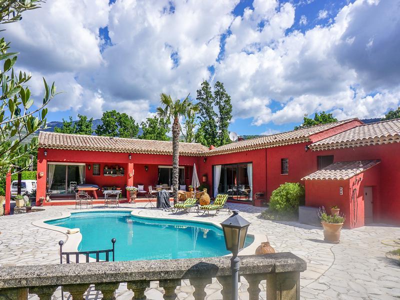 Maison à vendre en PACA Alpes Maritimes ST VALLIER DE
