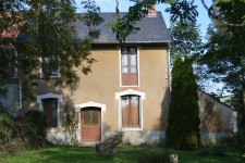 Maison à vendre à Genouillac, Creuse, Limousin, avec Leggett Immobilier