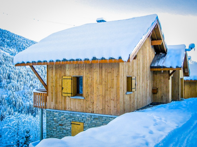 Chalet vendre en rhone alpes isere vaujany grand for Piscine de vaujany
