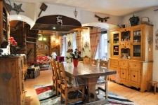 French ski chalets, properties in , Brides-Les-Bains, Meribel, Three Valleys