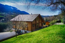 French ski chalets, properties in Annecy, Le Semnoz, Massif des Bauges
