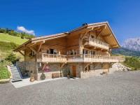 French ski chalets, properties in Manigod, La Clusaz, Massif des Aravis