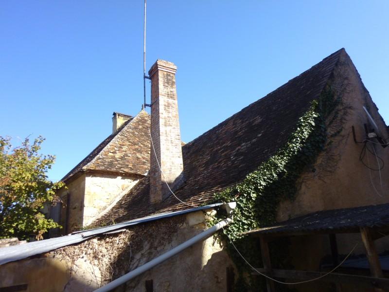Maisonà vendre en Aquitaine Dordogne LANQUAIS Maison A Vendre dans un village de la Dordogne  # Four A Bois A Vendre