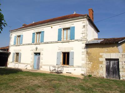 French property, houses and homes for sale in GUESNES Vienne Poitou_Charentes
