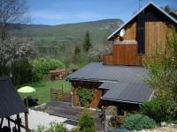 French ski chalets, properties in La Motte En Bauges, Savoie Grand Revard, Massif des Bauges