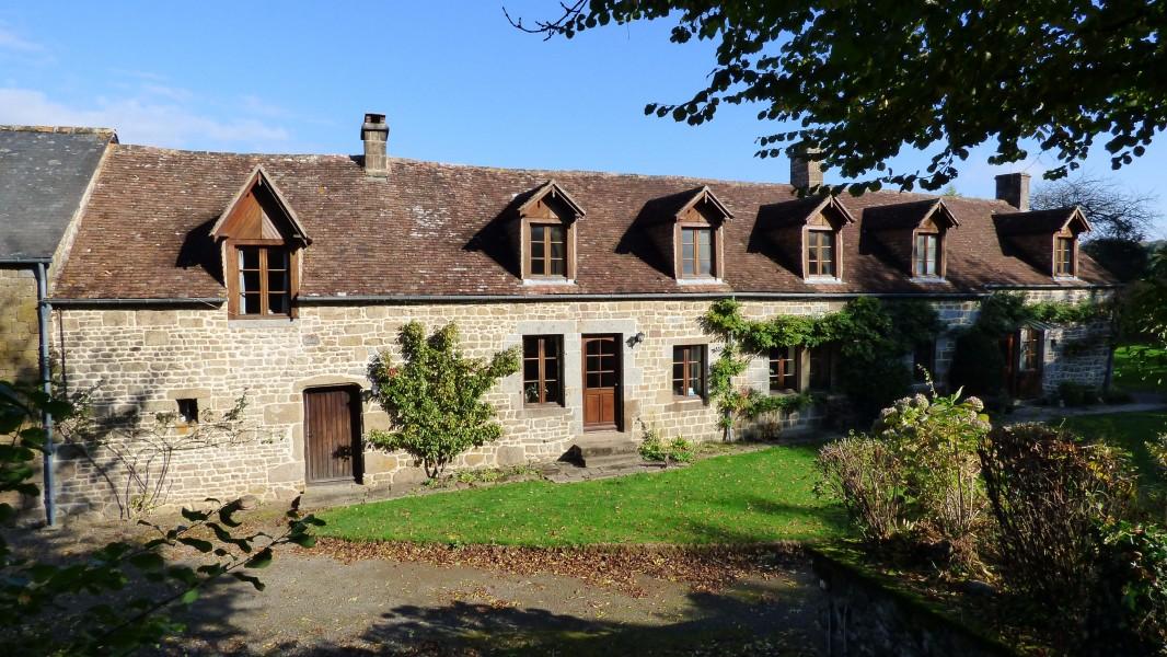 Maison vendre en basse normandie orne joue du bois for Terrain la ville du bois