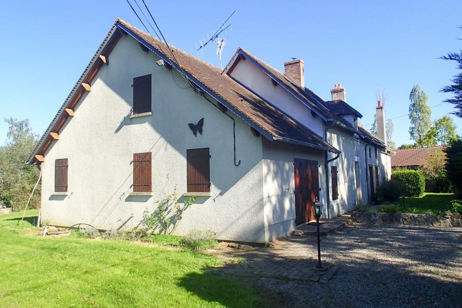 Maison à vendre à BRIGUEIL LE CHANTRE(86290) - Vienne