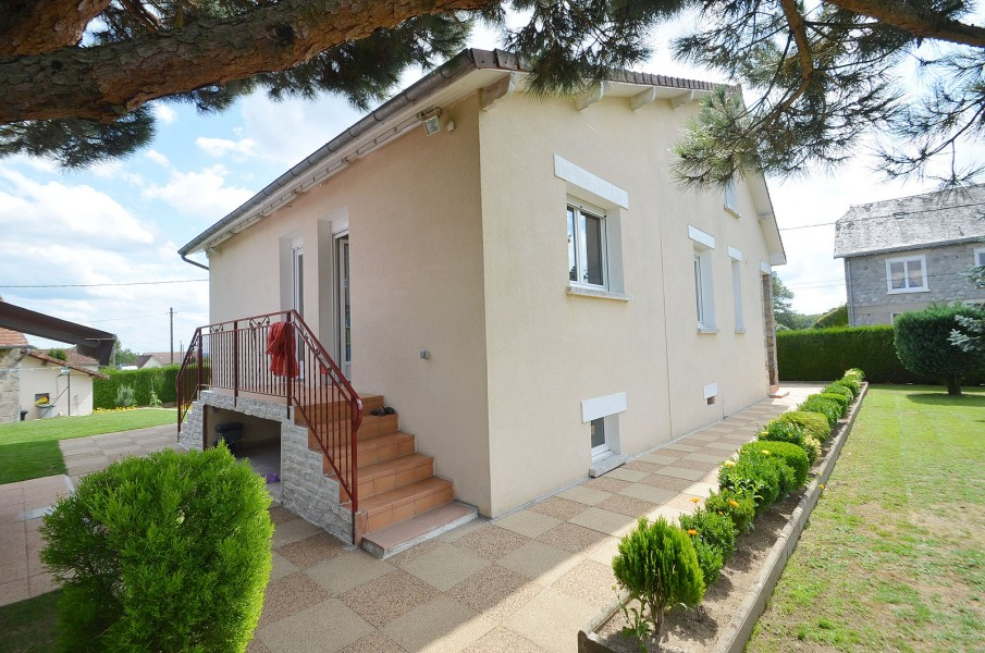 Property For Sale In Bussiere Galant
