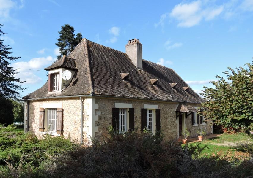 Maison vendre en aquitaine dordogne rouffignac st for Acheter une maison en dordogne