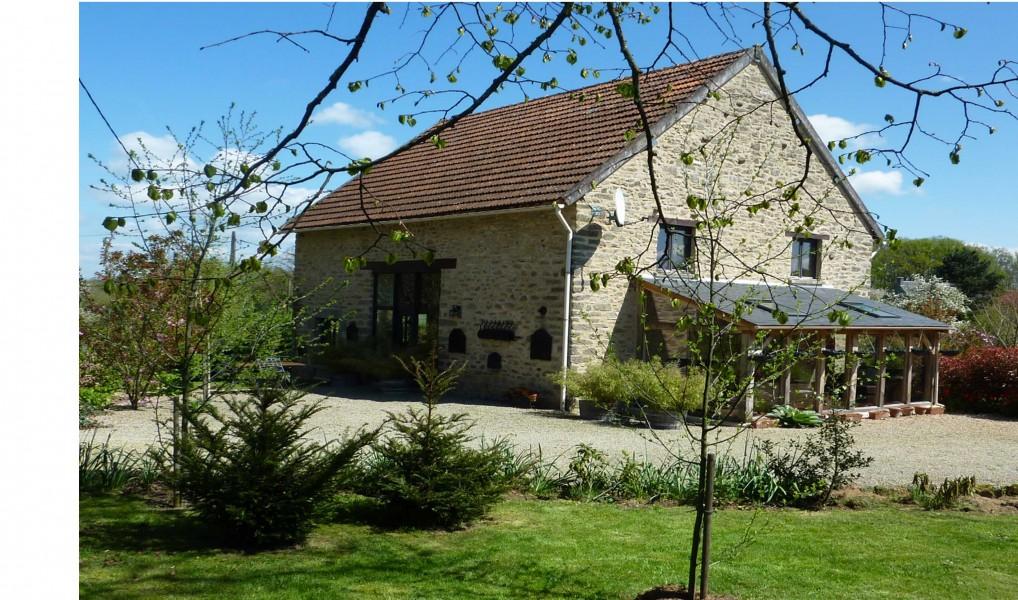 Maison vendre en limousin creuse st etienne de fursac - Maison de jardin avec toboggan saint etienne ...