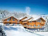 French ski chalets, properties in Meribel Les Allues, Meribel, Three Valleys