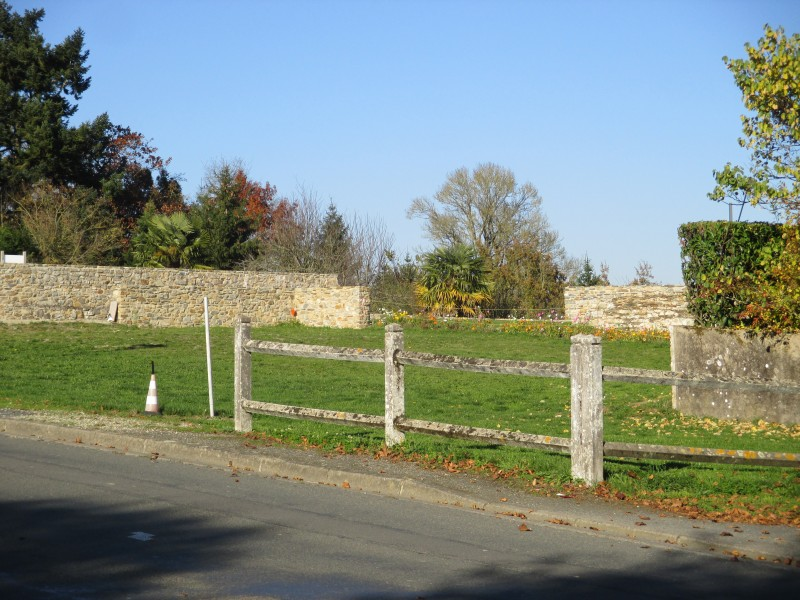 Terrain à vendre à CHATELAIS(49520) - Maine et Loire