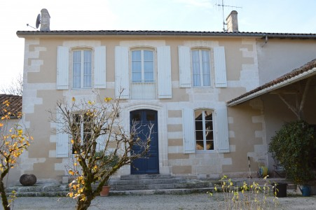 French property, houses and homes for sale in BOUEX Charente Poitou_Charentes
