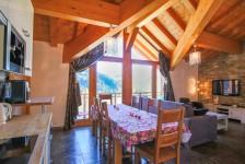 French ski chalets, properties in Peisey, Peisey-Vallandry, Paradiski