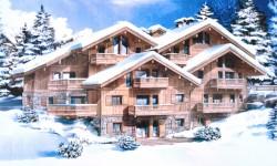 French ski chalets, properties in Meribel Centre, Meribel, Three Valleys