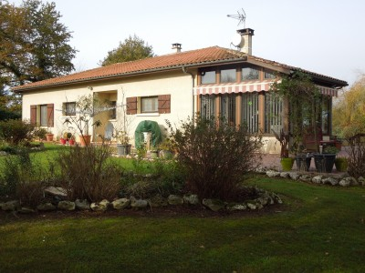 French property, houses and homes for sale in BOURROUILLAN Gers Midi_Pyrenees