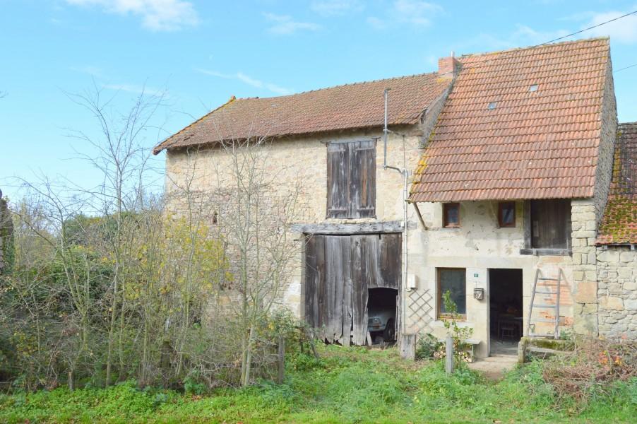 Maison à vendre à AJAIN(23380) - Creuse
