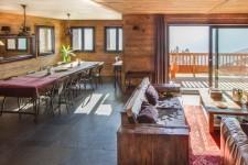 French ski chalets, properties in Ste Foy Tarentaise, La Rosiere, Espace San Bernardo