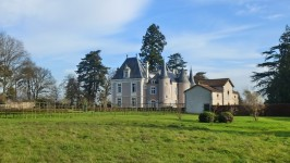 French property for sale in ADILLY, Deux Sevres - €1,260,000 - photo 2