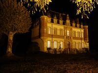 Très beau château avec piscine et terrain de 2ha situé dans un village à proximité de Saint-Gaudens. Proche des commodités, des stations de ski et de l'Espagne. 50 min de Toulouse et 1 heure de Pau.