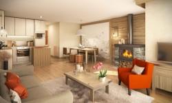 French property for sale in MERIBEL CENTRE, Savoie - €478,916 - photo 6