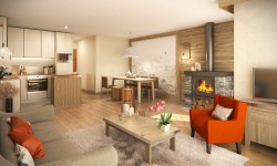 French property for sale in MERIBEL CENTRE, Savoie - €487,416 - photo 6