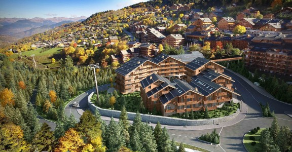 apartmentin MERIBEL CENTRE