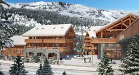 latest addition in Meribel Centre Savoie
