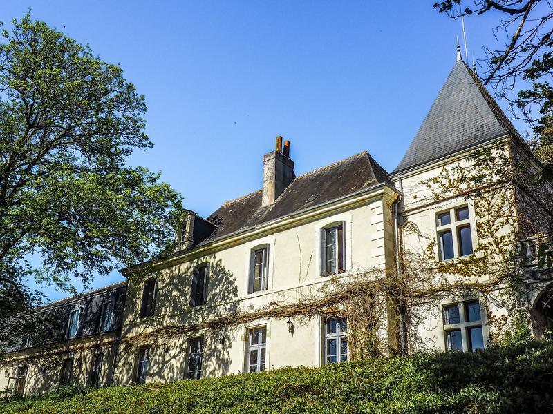 Chateau à vendre à AZAY LE RIDEAU(37190) - Indre et Loire