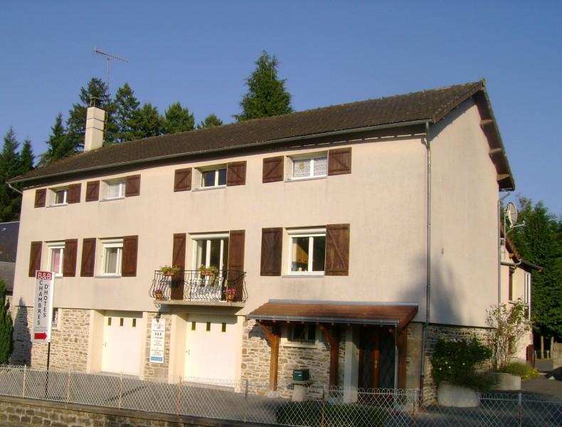 Maison De Ville Bourganeuf