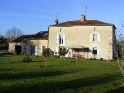 French property, houses and homes for sale in ST HILAIRE DES LOGES Vendee Pays_de_la_Loire