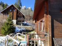 French ski chalets, properties in SAINT HILAIRE DU TOUVET, Saint Pierre de Chartreuse, Chartreuse