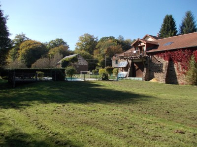 French property, houses and homes for sale in MOUTIER MALCARD Creuse Limousin