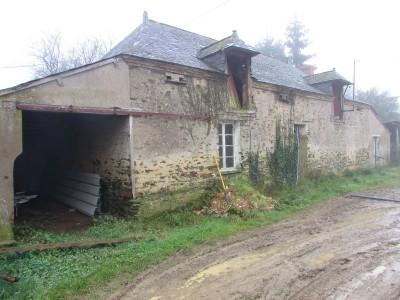 French property, houses and homes for sale in CHALLAIN LA POTHERIE Maine_et_Loire Pays_de_la_Loire