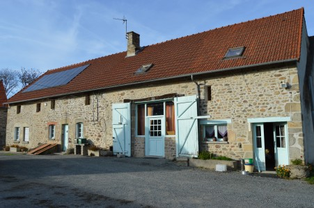 French property, houses and homes for sale in JOUILLAT Creuse Limousin