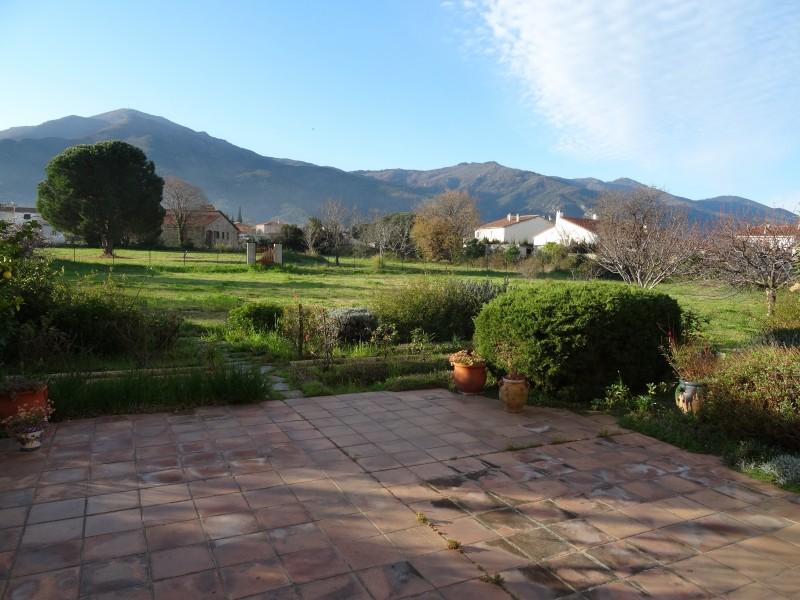 Maison vendre en languedoc roussillon pyrenees orientales sorede beau terrain constructible - Immobilier port vendres pyrenees orientales ...
