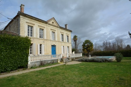 French property, houses and homes for sale in Nr Monsegur Gironde Aquitaine