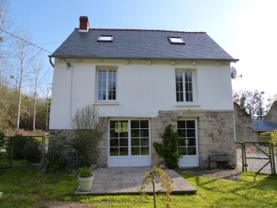 French property, houses and homes for sale in SAINT-VRAN Cotes_d_Armor Brittany