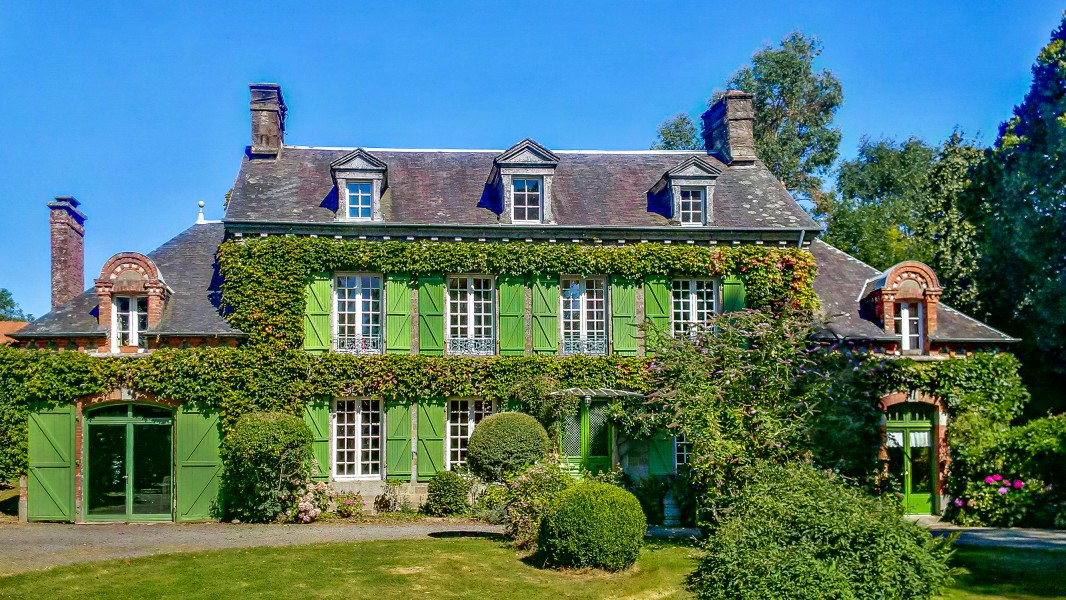 House For Sale In LES LOGES MARCHIS Manche Dazzling