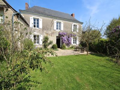 French property, houses and homes for sale in CHATEAUNEUF SUR SARTHE Maine_et_Loire Pays_de_la_Loire