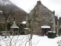 French ski chalets, properties in Canton de Saint Beat, Le Mourtis, Pyrenees - Haute Garonne