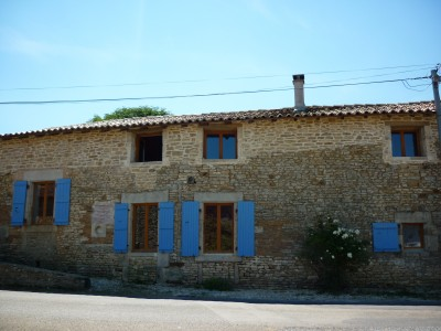 French property, houses and homes for sale in CHAMPAGNE MOUTON Charente Poitou_Charentes