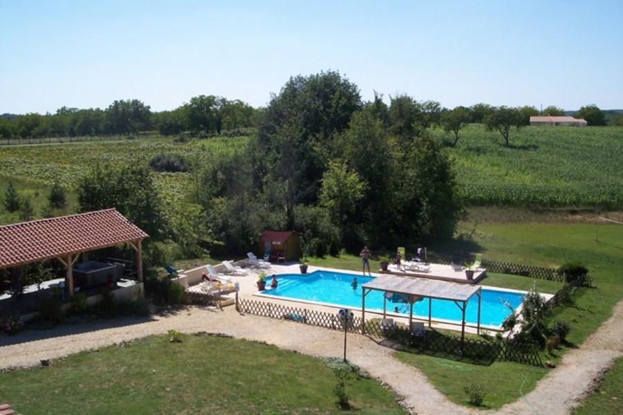 Commerce vendre en aquitaine dordogne brantome village - Village vacances dordogne piscine ...