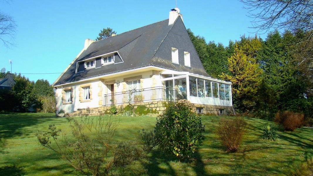 Maisonà vendre en Bretagne Morbihan LANGONNET Une maison tr u00e8s désirable avec une grande  # Acheter Maison En Bois Avec Terrain