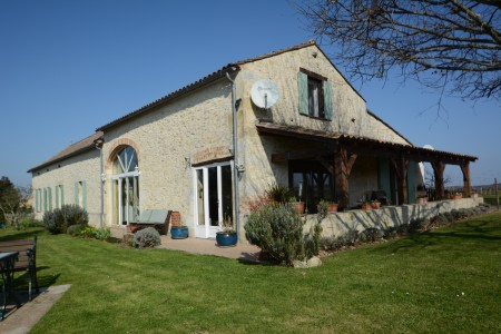 French property, houses and homes for sale in Landerouat Gironde Aquitaine
